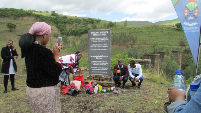 1949 Train Disaster Commemoration, Waterval Boven